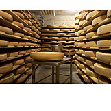 Cheese, Production, Storage