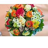 Multi colored, Bouquet