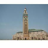 Mosque, Casablanca, Hassan ii mosque