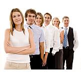 Business, Teamarbeit, Team, Geschäftsleute