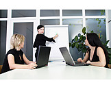 Office & workplace, 3 persons, Meeting, Training, Training, Lecturer