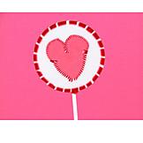 Love, Heart, Lollipop