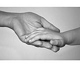 Hand, Childhood, Support