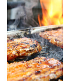 Indulgence & Consumption, Broiling, Steak, Juicy