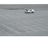 Parking lot, Repair