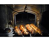 Bread, Stone oven