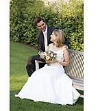 Wedding, Wedding couple