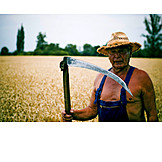 Man, Agriculture