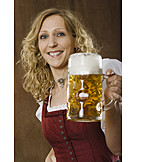 Indulgence & Consumption, Beer, Oktoberfest, Wait Staff
