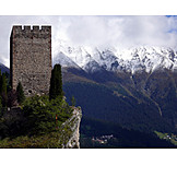 Tirol, Castle laudegg