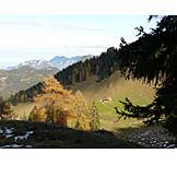 Valley, Sudelfeld
