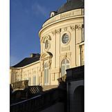Castle, Rococo, Solitude district