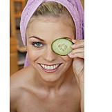Beauty & cosmetics, Facial mask