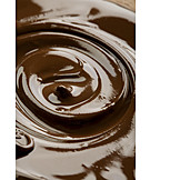 Chocolate, Chocolate sauce, Melting, Chocolate