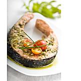 Salmon, Fish dish, Salmon fillet