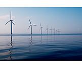 Wind power, Pinwheel, Green electricity