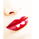 Human lips, Mouth, Red lips
