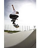 Skater, Skateboard