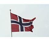 Norway, National flag, Nordic cross flag