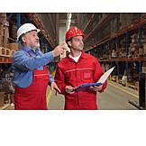 Warehouse, Storage, Arrangement
