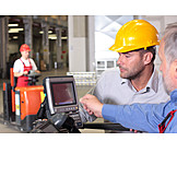 Job & profession, Logistics, Warehouse, Warehouse worker