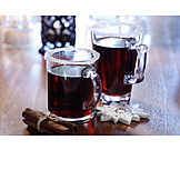 Hot drink, Mulled wine