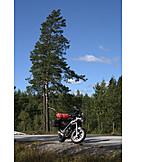 Motorcycle, Road