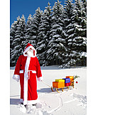 Christmas, Santa Clause, Christmas Eve, Christmas Present