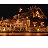 Christmas, Christmas lights