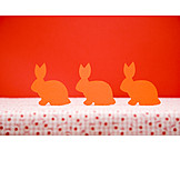 Easter, Easter bunny, Rabbit figure