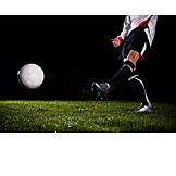 Soccer, Shooting, Shot