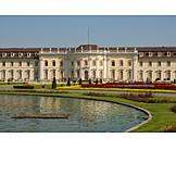 Residence castle ludwigsburg