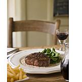 Restaurant, Steak, Entrecote