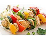 Shashlik, Kebabs