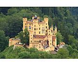 Castle, Castle hohenschwangau