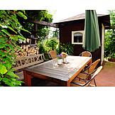 Garden house, Patio, Allotment, Garden arbor