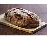 Bread, Crusty bread, Loaf