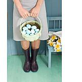 Easter, Easter egg, Easter basket