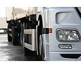 Truck, Headlamps