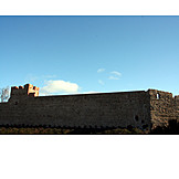 City wall, Strausberg