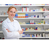 Pharmacist, Assistant