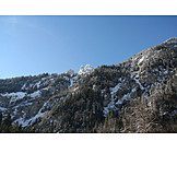 Mountain range, Summit, Bernese oberland