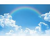 Sky, Dreams, Rainbow