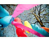 Balloon, Garden party, Children birthday