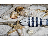 Maritim, Jetsam, Wooden fish