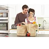 Couple, Purchase & shopping, Shopping