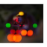 Traffic, Tunnel, Tail light, Road traffic