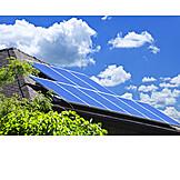 Solar plant, Solar roof