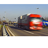 Transport & traffic, Truck, Road traffic