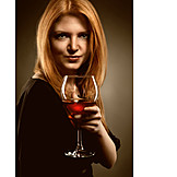 Indulgence & Consumption, Red Wine